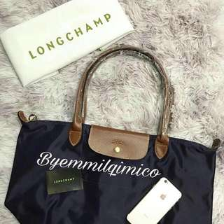 [ Preorder] Authentic  Small Longchamp Long Handle