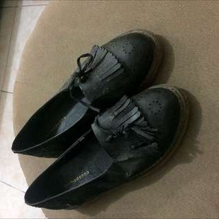 Primadonna Black Shoes