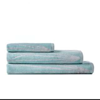 Adairs Peppermint Bath Towel Set