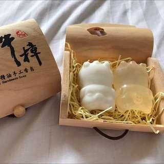 牛樟芝天然手工皂