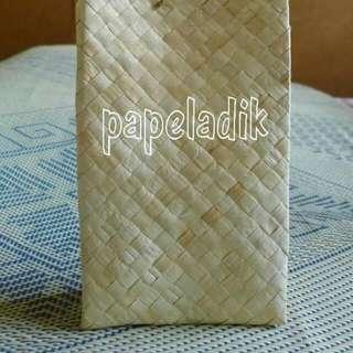 Buri or Pandan Gift Bag