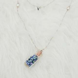 Bottle Of Beads Pendant