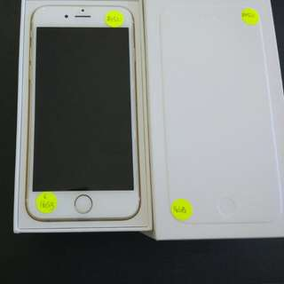 iPhone 6 16gb Gold Used Perfect Condition