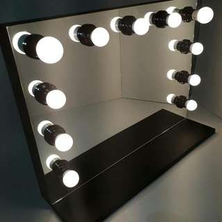 Borderless ALL Mirror Celebrity Vanity Mirror