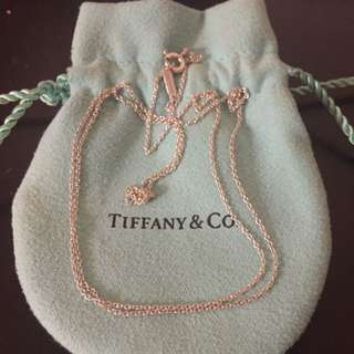 Tiffany Sterling Silver Chain