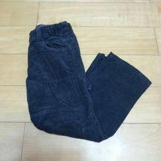 NET品牌絨布長褲~尺碼6號