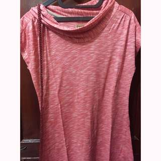 Hammer Rolled Neck Blouse [REPRICE]