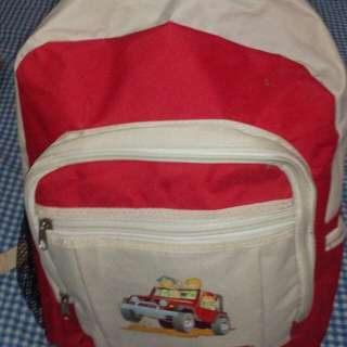 School bag for boy