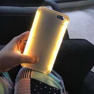 LuMee Light Up Selfie Case For iPhone 6 Plus