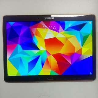Samsung Galaxy Tab S 10.5 32GB Brown/Gold Wifi