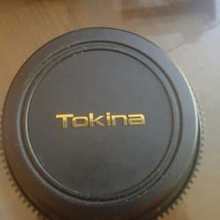 Tokina Fisheye 10-17 F3.5-4.5 Dx