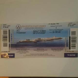 Majestic Batam Ticket