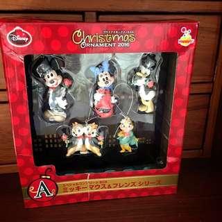 ⚡️出清⚡️日本迪士尼ㄧ番賞 聖誕節 復活節 萬聖節 米奇 米妮 唐老鴨 奇奇 蒂蒂 盒玩 轉蛋 扭蛋 食玩