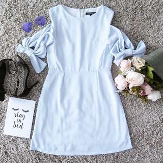 Lookboutiquestore Baby Blue Dress