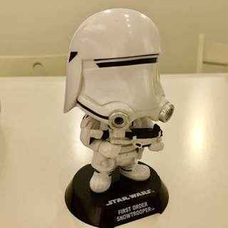 Star Wars - Bobble Head - First Order Snowtrooper