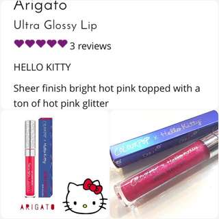 100% Authentic Colourpop Ultra Glossy - Arigato