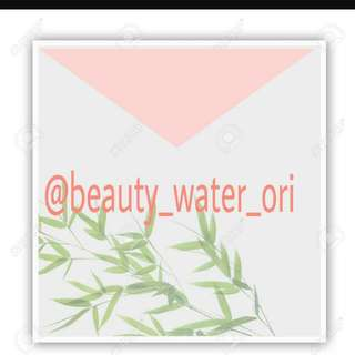 Beauty Water, Strong Acid & Strong Kangen