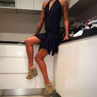 Price Drop! 🔥Cooper Street Navy Blue Evening Dress