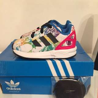 Baby Adidas ZXflux