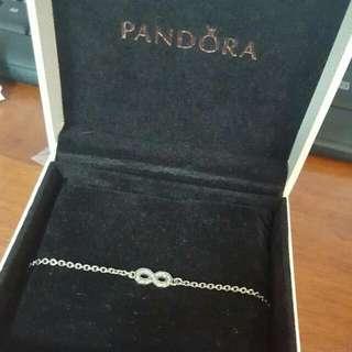 Authentic Pandora Infinity Bracelet