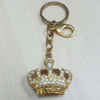 Crown Keychain: Fit for a Queen