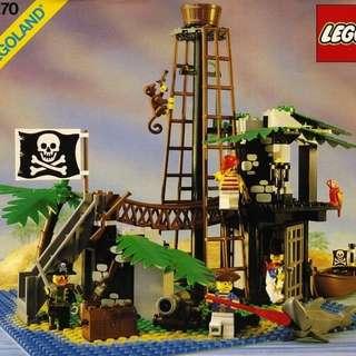 Lego Pirates set 6270