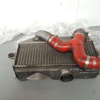 WRX Intercooler (with Y pipe)