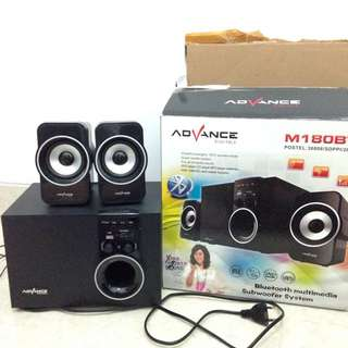 Advance Digital Speaker M180BT