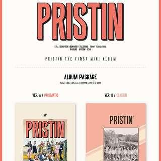 [ CLOSED ] PRISTIN ; HI! PRISTIN