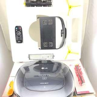 LG 掃地機器人 VR64703LVM 二代 小灰 全配 中古二手 極新