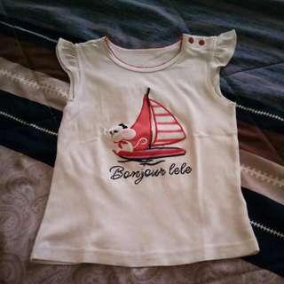 T'shirt Baby Girl