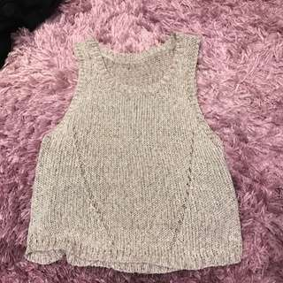 Size 8 Knitted Top