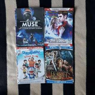 DVD Film (Part 1)