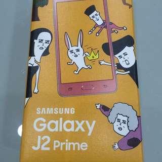 三星 J2 Prime含玻璃貼&透明殼