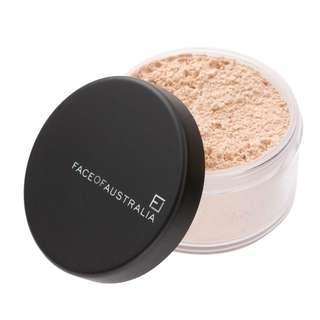 Face Of Australia Transluscent Powder