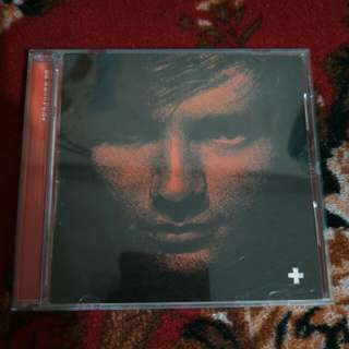 Ed Sheeran Plus Album CD