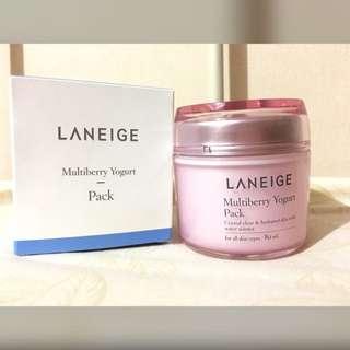 Laneige Multiberry Yogurt Pack