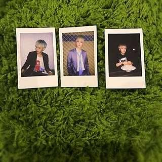 Seventeen Hoshi Set A Mansae Official Photocard Set
