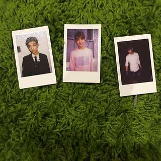 Seventeen Joshua Set A Official Photocard Set