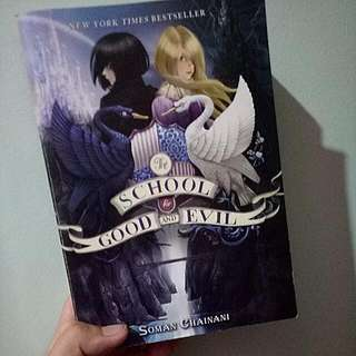 School For Good And Evil Book 1 Only