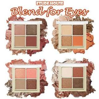 Etude House blend for eye 8g 6 color