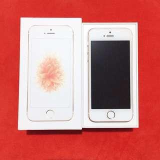 Apple iPhone SE Rosegold