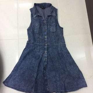 Forever 21 Jeans Dress