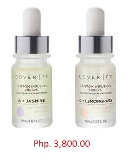 COVER FX Custom Infusion Drops - Duo