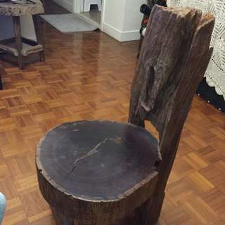 Teak wood Chair 柚木座椅