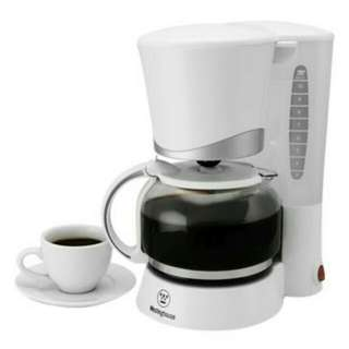 White Westinghouse Coffee Maker