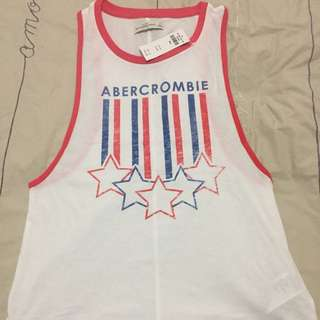 Abercrombie and Fitch muscle tank
