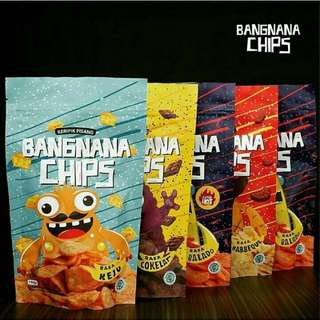 Bangnana Chips