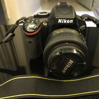 DSLR - Nikon D5100 for sale !!