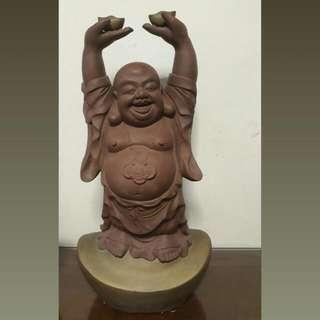Laughing Buddha Statue Bucha